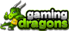 Gamekey store Gaming Dragons logo
