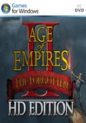Game cover Age of Empires 2 HD