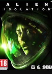 Game cover Alien Isolation