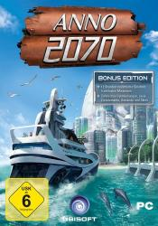 Game cover Anno 2070