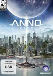 Game cover Anno 2205