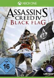 Game cover Assassin's Creed 4 - Black Flag Xbox One
