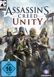 Game cover Assassin's Creed Unity