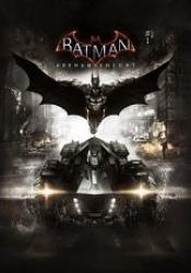Game cover Batman Arkham Knight