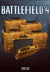 Game cover Battlefield 4 Battlepack