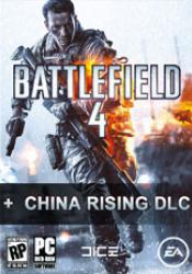 Game cover Battlefield 4 und China Rising