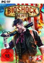 Game cover BioShock Infinite