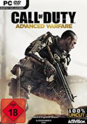Game cover Call of Duty Advanced Warfare