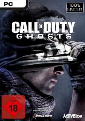 Game cover Call of Duty Ghosts