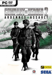 Game cover Company of Heroes 2: Ardennes Assault