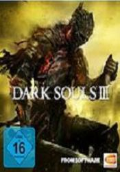 Game cover Dark Souls 3(III)