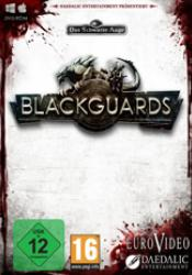 Game cover The Dark Eye: Blackguards
