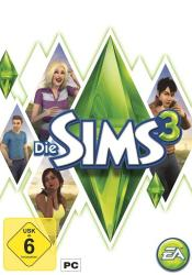 Game cover The Sims 3