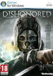 Game cover Dishonored: The Mask of Anger