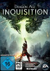 Game cover Dragon Age 3 Inquisition