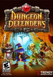 Game cover Dungeon Defenders