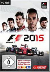 Game cover F1 2015