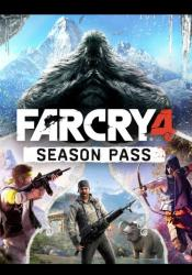 Game cover Far Cry 4 Season Pass