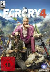 Game cover Far Cry 4