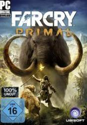 Game cover Far Cry Primal