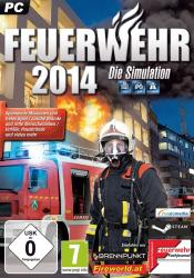 Game cover Firefighters 2014