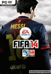 Game cover FIFA 14
