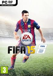 Game cover FIFA 15