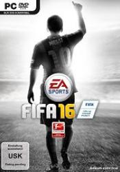 Game cover FIFA 16