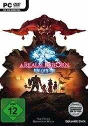 Game cover Final Fantasy XIV A Realm Reborn EU