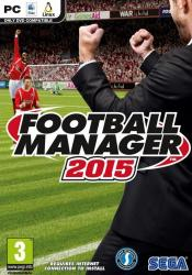 Game cover Football Manager 2015