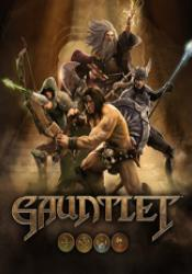 Game cover Gauntlet