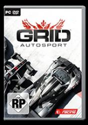 Game cover GRID: Autosport