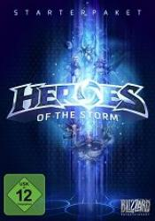 Game cover Heroes of the Storm