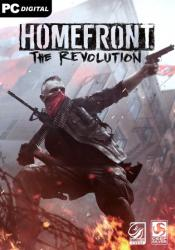 Game cover Homefront The Revolution