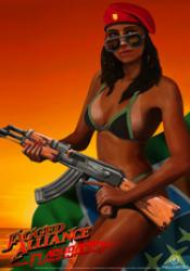 Game cover Jagged Alliance Flashback