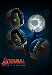 Game cover Kerbal Space Program