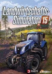 Game cover Farming Simulator 2015