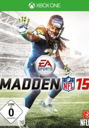 Game cover Madden 15 NFL Xbox One