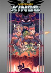 Game cover Mercenary Kings
