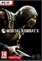 Game cover Mortal Kombat X