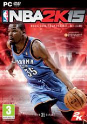 Game cover NBA 2K15