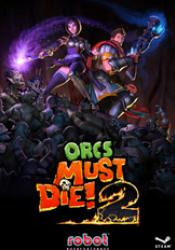 Game cover Orcs Must Die! 2
