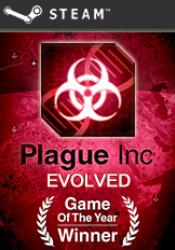 Game cover Plague Inc: Evolved