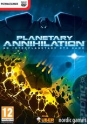 Game cover Planetary Annihilation