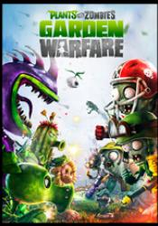 Game cover Plants vs. Zombies Garden Warfare