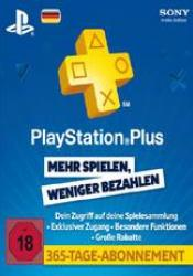 Game cover Playstation Plus Live Card 365 Days (1 Year)