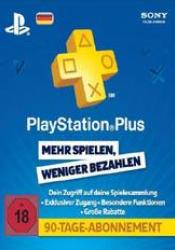 Game cover Playstation Plus Live Card 90 Days (3 Months)