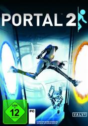 Game cover Portal 2
