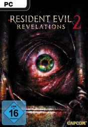 Game cover Resident Evil Revelations 2
