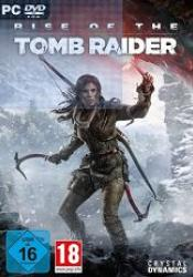 Game cover Rise of the Tomb Raider